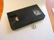 kaseta typu VHS