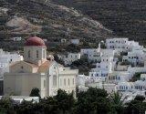 Greckie miasteczko