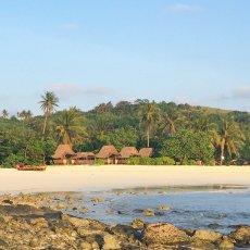 Filipiny, plaża